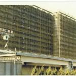 長野県庁舎 正面3階から10階までの写真