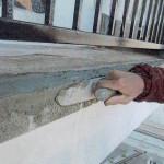 コンクリート破損補修