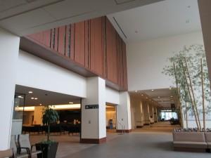 白河厚生総合病院 内部